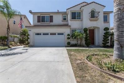 15705 Avenida De Calma, Moreno Valley, CA 92555 - MLS#: IV19217609