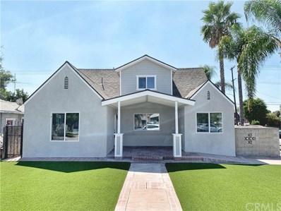 534 W Erna Avenue, La Habra, CA 90631 - MLS#: IV19224402
