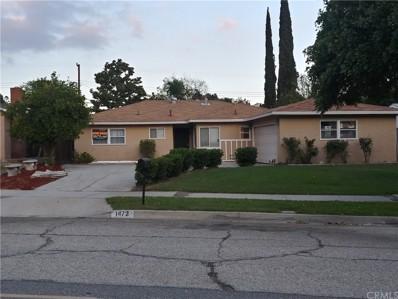 1472 Grove Avenue, Upland, CA 91786 - MLS#: IV19225017