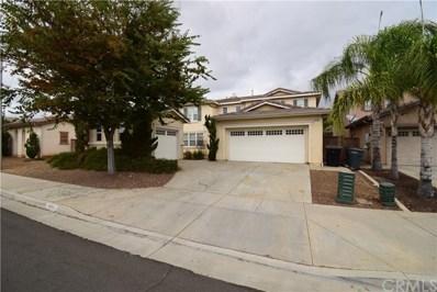 1498 Pasture Lane, Perris, CA 92571 - MLS#: IV19230801