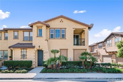 16001 Chase Road UNIT 66, Fontana, CA 92336 - MLS#: IV19235584