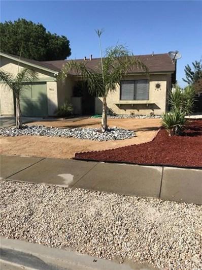 1802 Pueblo Drive, Hemet, CA 92545 - MLS#: IV19236028