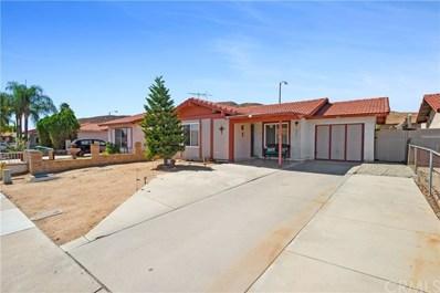 27583 Genevieve Drive, Menifee, CA 92586 - MLS#: IV19236812