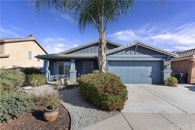 1276 Blazing Star Drive, Perris, CA 92571 - MLS#: IV19236819