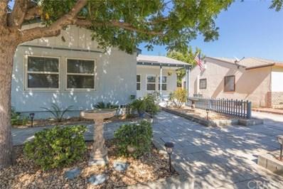 4601 Sunnyside Drive, Riverside, CA 92506 - MLS#: IV19238694