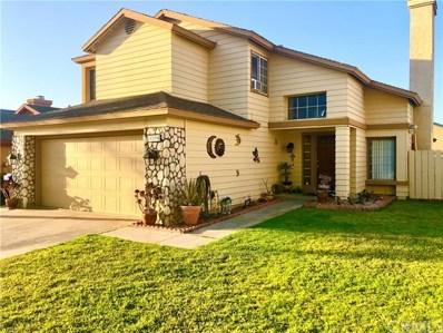 14276 Weeping Willow Lane, Fontana, CA 92337 - MLS#: IV19241128