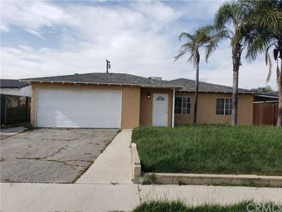366 W Woodcrest Street, Rialto, CA 92376 - MLS#: IV19242226