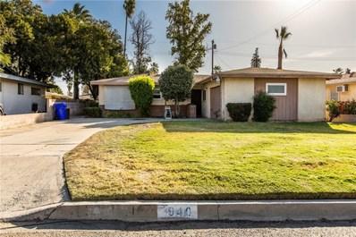 940 Latham Street, Colton, CA 92324 - MLS#: IV19248571