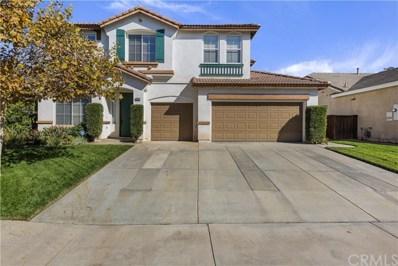 8688 Maroon Peak Way, Riverside, CA 92508 - MLS#: IV19249022