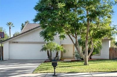 2443 Falling Oak Drive, Riverside, CA 92506 - MLS#: IV19250836
