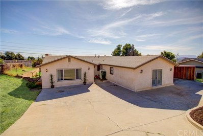 7396 Font Avenue, Riverside, CA 92509 - MLS#: IV19252630