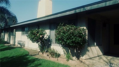 2891 Canyon Crest Drive UNIT 26, Riverside, CA 92507 - MLS#: IV19253843