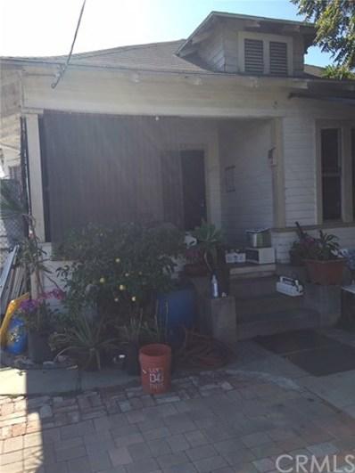 1164 E 35th Street, Los Angeles, CA 90011 - MLS#: IV19255884