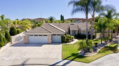 30730 Pier Pointe Circle, Menifee, CA 92584 - MLS#: IV19257553