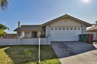13410 Larkhaven Drive, Moreno Valley, CA 92553 - MLS#: IV19260325