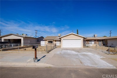 1825 Calico Drive, Barstow, CA 92311 - MLS#: IV19263475