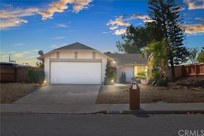 22851 Scotia Lane, Moreno Valley, CA 92557 - MLS#: IV19263560