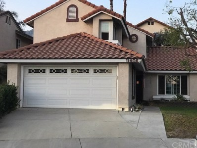 11406 Mount Palomar Street, Rancho Cucamonga, CA 91737 - MLS#: IV19263678