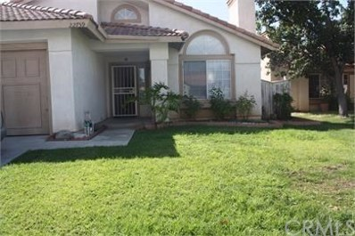 22759 Downing Street, Moreno Valley, CA 92553 - MLS#: IV19265169