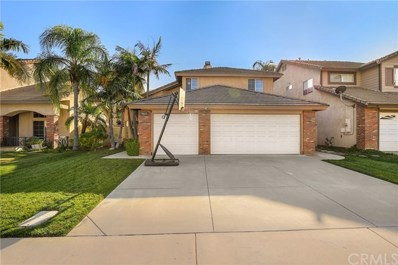 9115 Desert Acacia Lane, Corona, CA 92883 - MLS#: IV19265210