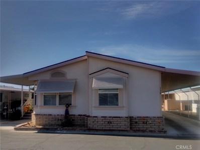 2205 W Acacia Avenue UNIT 138, Hemet, CA 92545 - MLS#: IV19268449