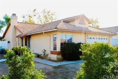 1841 Sierra Espadan Road, Perris, CA 92571 - MLS#: IV19272194
