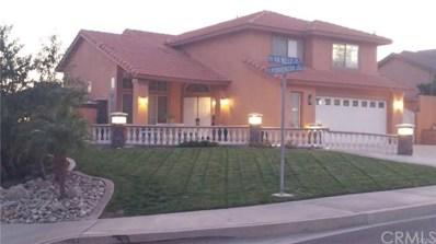 2549 W Via Bello Drive, Rialto, CA 92377 - MLS#: IV19274451