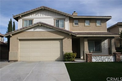 3523 Rock Butte Place, Perris, CA 92570 - MLS#: IV19277390
