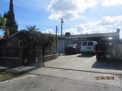 1624 W Wilshire Avenue, Santa Ana, CA 92704 - MLS#: IV19277874