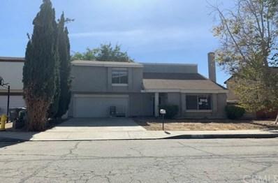 3134 Lemonwood Drive, Lancaster, CA 93536 - MLS#: IV19279215