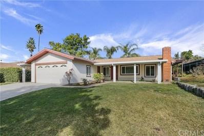 2885 Westridge Road, Riverside, CA 92506 - MLS#: IV19281628