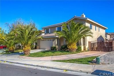 3579 Rock Butte Place, Perris, CA 92570 - MLS#: IV19281672