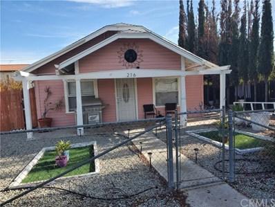 216 N Kellogg Street, Lake Elsinore, CA 92530 - MLS#: IV19281705