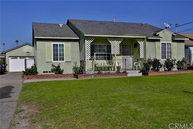 16540 Iris Drive, Fontana, CA 92335 - MLS#: IV19282061