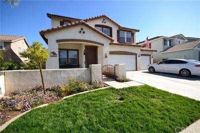 14860 Stephenson Street, Moreno Valley, CA 92555 - MLS#: IV19285715