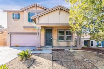 14871 Pete Dye Street, Moreno Valley, CA 92555 - MLS#: IV19286259