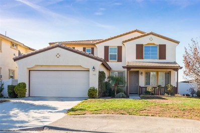 752 W Linn, San Jacinto, CA 92582 - MLS#: IV19286261