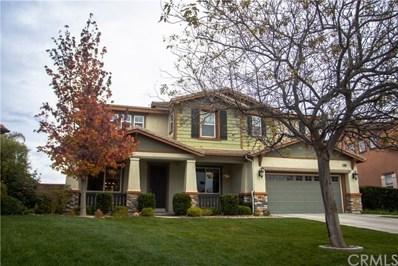 30086 Lamplighter Lane, Menifee, CA 92584 - MLS#: IV20001067