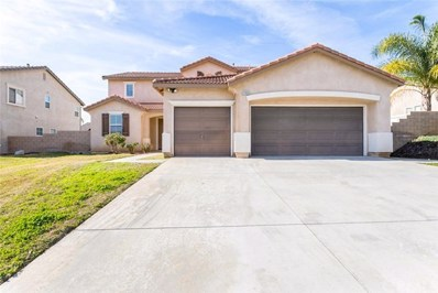 12603 Twinberry Drive, Moreno Valley, CA 92555 - MLS#: IV20001954