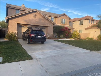 26868 Claystone Drive, Moreno Valley, CA 92555 - MLS#: IV20002187