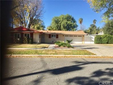 7125 Nixon Drive, Riverside, CA 92504 - MLS#: IV20002320