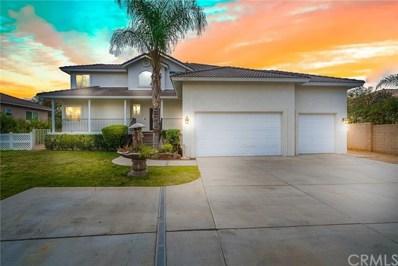 14417 Dove Canyon Drive, Riverside, CA 92503 - MLS#: IV20002510