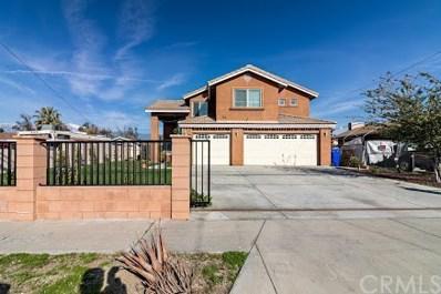 15602 Ceres Avenue, Fontana, CA 92335 - MLS#: IV20003359
