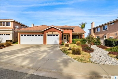 7 Corte Palazzo, Lake Elsinore, CA 92532 - MLS#: IV20004561