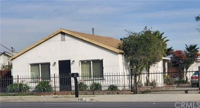 8181 Citrus Avenue, Fontana, CA 92335 - MLS#: IV20005434