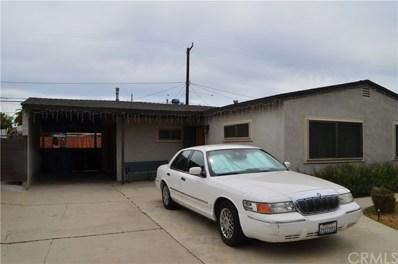 1549 S Pleasant Avenue, Ontario, CA 91761 - MLS#: IV20006542