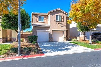 12835 Cobblestone Lane, Moreno Valley, CA 92555 - MLS#: IV20007856