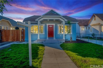 4105 Denker Avenue, Los Angeles, CA 90062 - MLS#: IV20008651