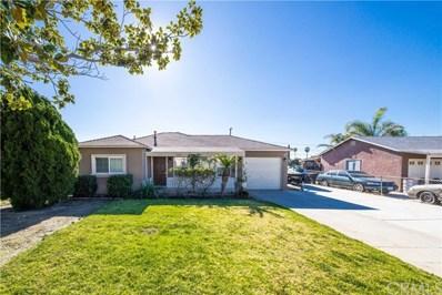 17809 Miller Avenue, Fontana, CA 92336 - MLS#: IV20009065