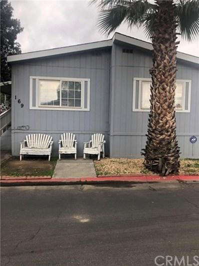 350 San Jacinto UNIT 169, Perris, CA 92571 - MLS#: IV20009547